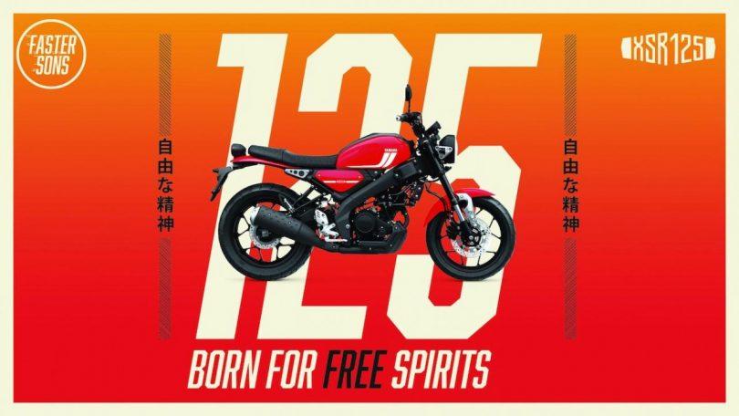 Yamaha XSR125