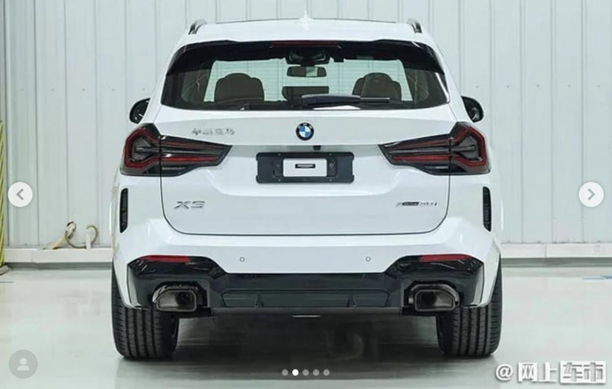 BMW X3 -1