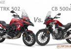 Benelli TRK 502 Vs. Honda CB500X