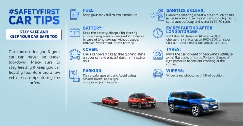 Car Care Tips by tata