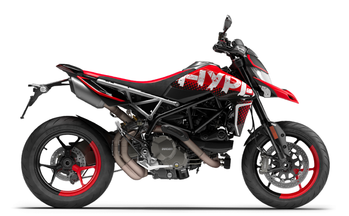 Ducati Hypermotard 950 - 4