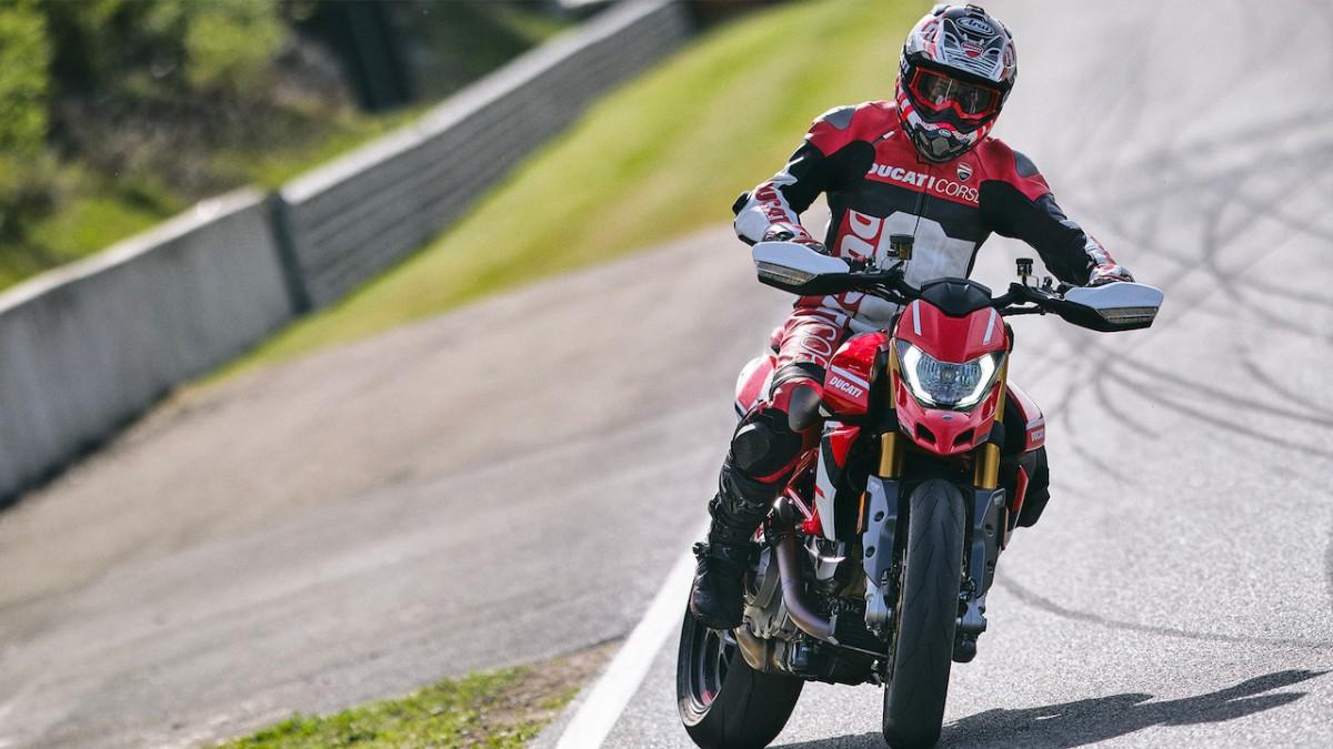 Ducati Hypermotard 950 - 1