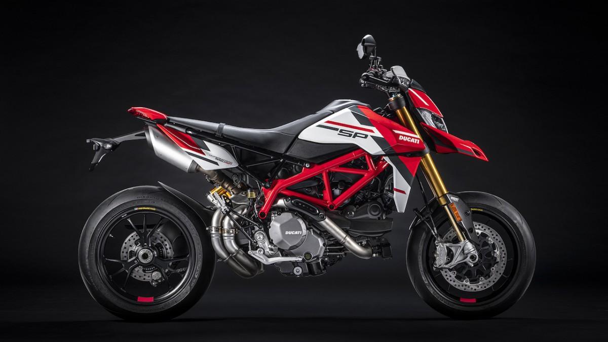 Ducati Hypermotard 950 - 5