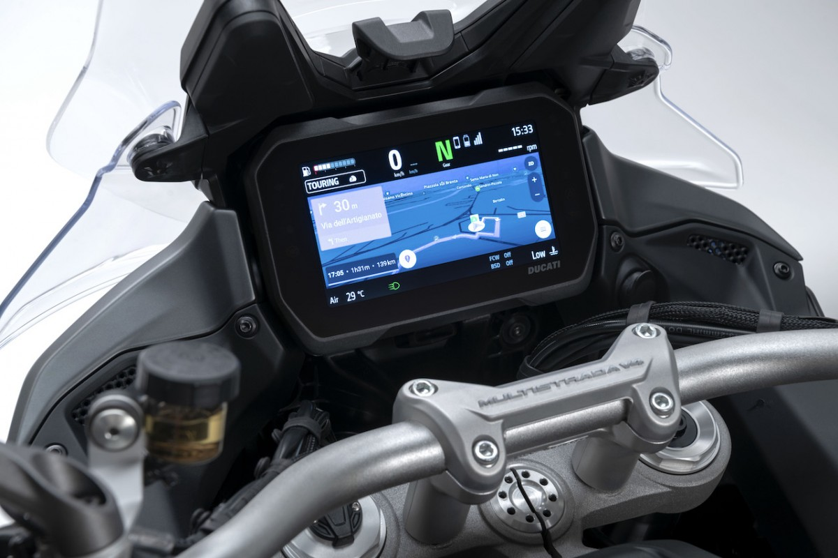 Ducati Multistrada - Image 5