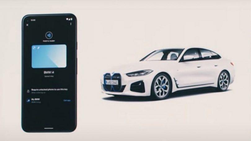 Google Car Key