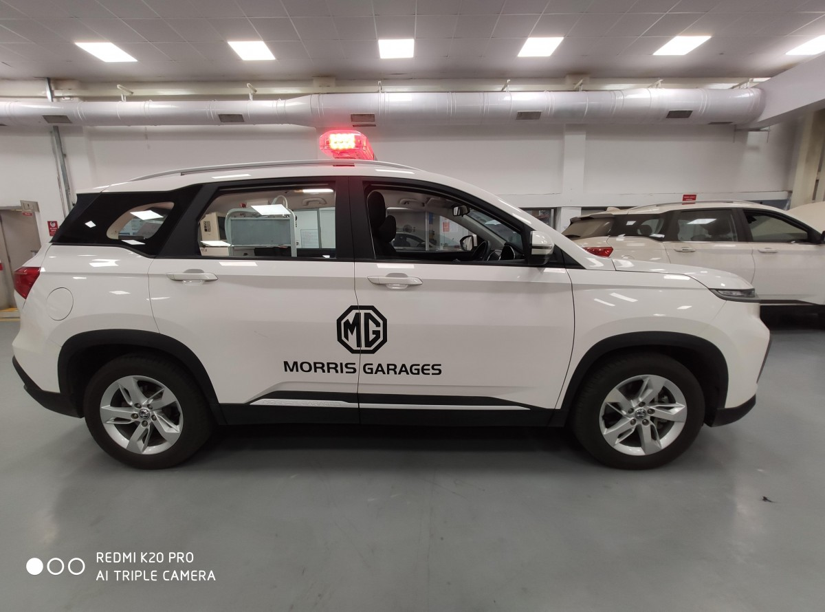 MB Motor Ambulance