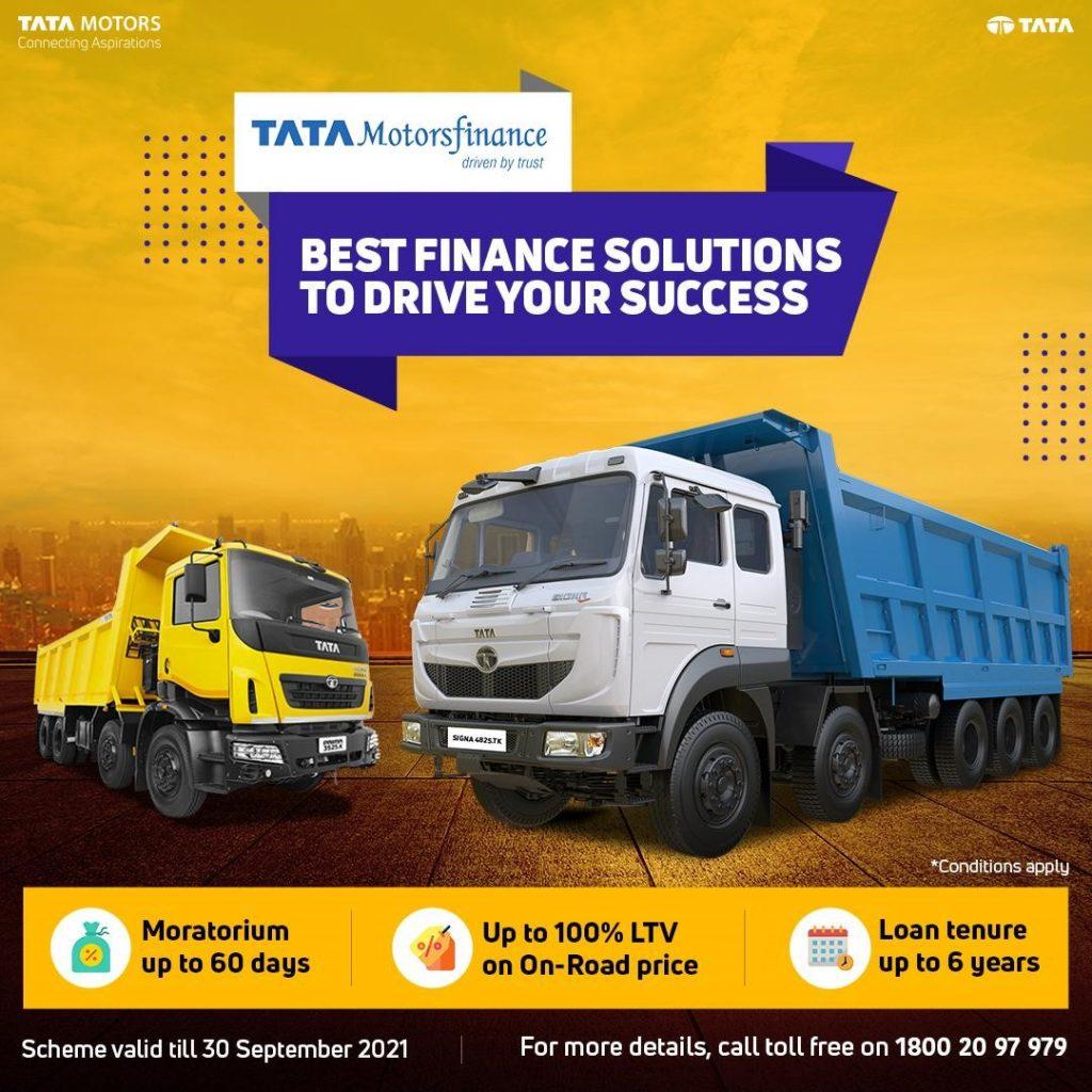 Tata Motors extended warranty
