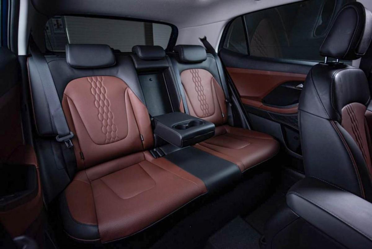 Hyundai Creta - Seats