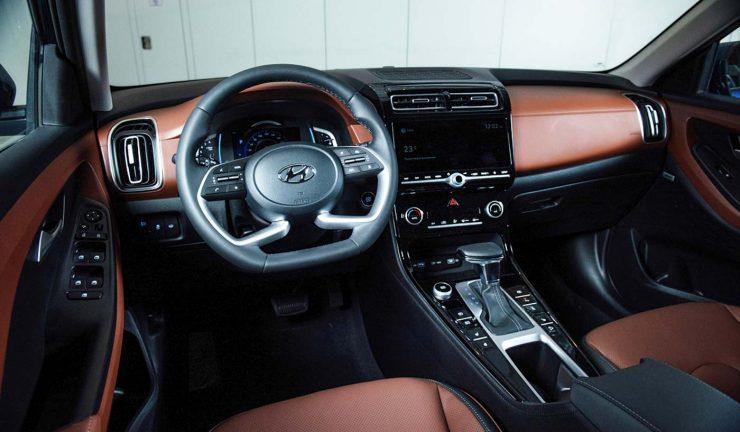 Hyundai Creta - Dash