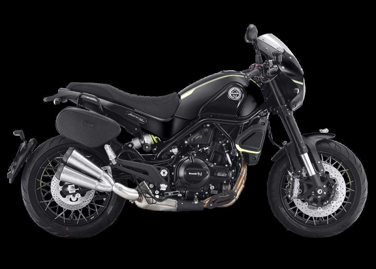 Benelli Leoncino 500 - Black